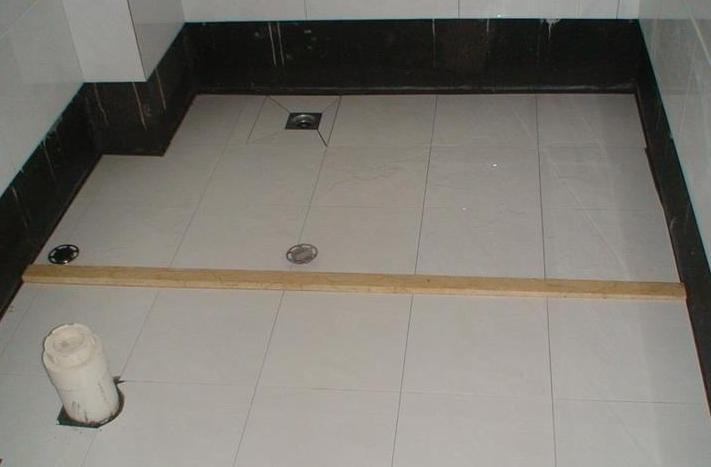 出租房厕所装修之瓷砖